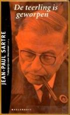 De teerling is geworpen - Jean-Paul Sartre, André Glavimans (ISBN 9789029047357)