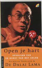Open je hart - Dalai Lama (ISBN 9789041704245)