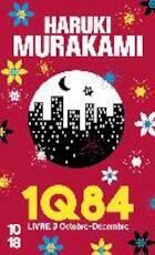 1Q84, Livre - Haruki Murakami (ISBN 9782264059260)