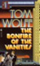 The bonfire of the vanities - Tom Wolfe (ISBN 9780553275971)