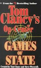 Games of State - Tom Clancy, Steve Pieczenik (ISBN 9780425151877)
