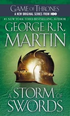 Song of ice and fire (3 complete): storm of swords - George R.R. Martin (ISBN 9780553573428)