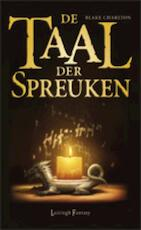 De Taal der Spreuken - Blake Charlton (ISBN 9789024532476)