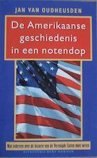 De Amerikaanse geschiedenis in een notendop - Jan van Oudheusden (ISBN 9789035126916)