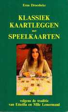 Klassiek kaartleggen met speelkaarten - Erna Droesbeke (ISBN 9789064580499)