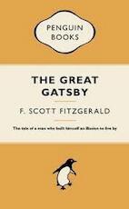 The Great Gatsby - F. Scott Fitzgerald (ISBN 9780141389936)