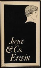 Erwin, 5 october 1972 - Joyce Co, Erwin Charles David Garden (ISBN 9789029524643)