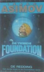 3. De tweede Foundation - Isaac Asimov, Jack Kröner (ISBN 9789022981283)