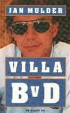 Villa BvD - Jan Mulder (ISBN 9789023438359)