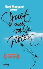 Duet met valse noten - Bart Moeyaert (ISBN 9789045123127)