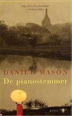De pianostemmer - Daniel Mason (ISBN 9789023412731)