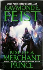 Rise of a Merchant Prince - Raymond E. Feist (ISBN 9780380720873)