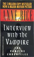 Interview with the Vampire - Anne Rice (ISBN 9780708831700)
