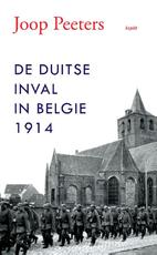 De Duitse inval in Belgie - J. Peeters, Joop Peeters (ISBN 9789059117983)