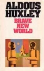 Brave new world - Aldous Huxley (ISBN 9780586044346)