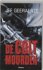 De Coltmoorden - Jef Geeraerts (ISBN 9789022318768)