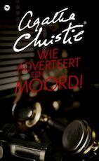 Wie adverteert een moord! - Agatha Christie (ISBN 9789048823444)
