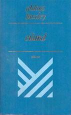 Eiland - Aldous Huxley, John Vandenbergh (ISBN 9789025464721)