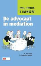 De advocaat in mediation - Eva Schutte (ISBN 9789012384827)