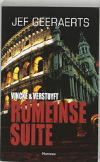 Vincke & Verstuyft / Romeinse suite - Jef Geeraerts (ISBN 9789022318546)