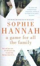 Game For All The Family EXPORT - Sophie Hannah (ISBN 9781444795554)