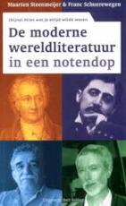 De moderne wereldliteratuur in een notendop