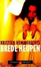 Brede heupen - Kristien Hemmerechts (ISBN 9789041330161)