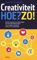 Creativiteit Hoe? Zo! - Igor Byttebier (ISBN 9789020950175)