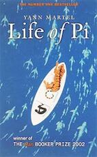 Life of Pi - Yann Martel (ISBN 9781841954257)