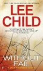 Without Fail - Lee Child (ISBN 9780515144314)