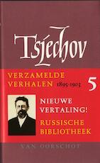 Verzamelde werken / 5 Verzamelde verhalen 1895-1903 - Anton P. Tsjechov (ISBN 9789028270695)