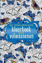 Het enige echte kleurboek voor volwassenen II (ISBN 9789045316185)