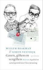 Gaven, giften en vergiften - Willem Brakman, Simon Vestdijk (ISBN 9789021409405)