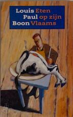 Eten op zijn Vlaams - Louis Paul Boon (ISBN 9789029503273)