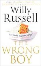 Wrong Boy - Willy Russell (ISBN 9780552996457)