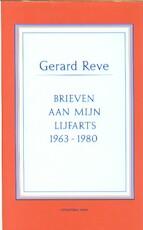 Brieven aan mijn lijfarts 1963-1980 - Gerard Reve (ISBN 9789020427424)