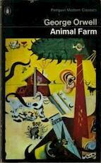 Animal farm - George Orwell (ISBN 9780140008388)