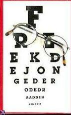 De rode draad - Freek de Jonge (ISBN 9789061694915)