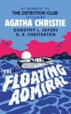 Floating Admiral - Agatha Christie (ISBN 9780007414468)