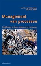 Management van processen - T.W. Hardjono, Teun Hardjono, R.J.M. Bakker, Renco Bakker (ISBN 9789013087147)