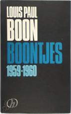 Boontjes / 1959-1960