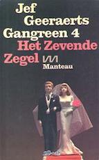 Gangreen / 4 Het zevende zegel - Jef Geeraerts (ISBN 9789022306246)