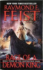 Rage of a Demon King - Raymond E. Feist (ISBN 9780380720880)