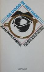 De dood in het hart - Jean-Paul Sartre, Maurits Mok (ISBN 9789060196199)