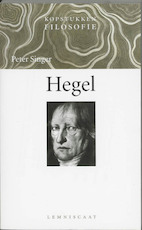Hegel - Peter Singer (ISBN 9789056372828)