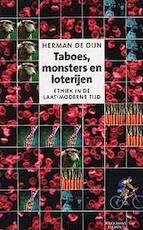 Taboes, monsters en loterijen - Herman De Dijn (ISBN 9789028933613)