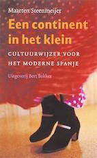 Continent in het klein - Maarten Steenmeijer (ISBN 9789035130791)