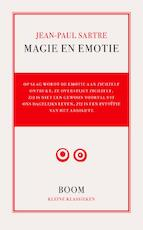 Magie en emotie - Jean-Paul Sartre (ISBN 9789085067580)