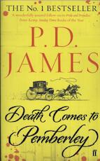 Death Comes to Pemberley - P. D. James (ISBN 9780571288175)