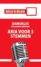 Damokles - Aria voor 3 stemmen - Leo Knikman, Els Peek (ISBN 9789461498267)